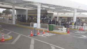 Peruvian customs office