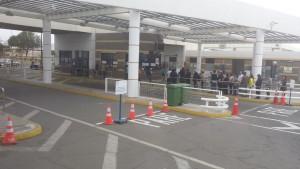 Peruvian customs office