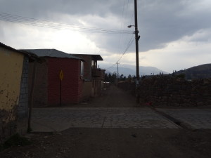 View of Village Yangque