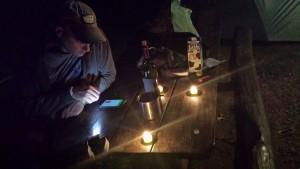 캠핑 in El Rincon