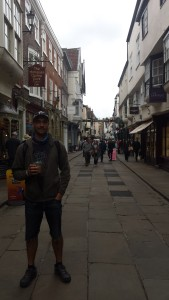 York in UK